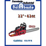 Motosierra Gamma Elite 22 62cc 55cm Cadena/carburador U.s.a