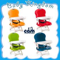 Booster Sillita Infantil Bebe-chicos Cam Smarty Made Italia.