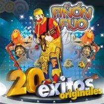 Piñon Fijo - 20 Exitos Originales - Disco Compacto