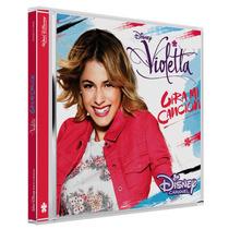 Violetta Gira Mi Cancion Novedad 2014 Especial Dia Del Niño