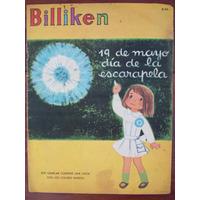 Revista Billiken 1966 Dia De La Escarapela Cabildo P/ Armar