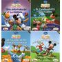 Nickelodeon, Disney, Mickey Mouse Lote X 17 Jardín De Genios