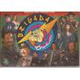 Album Figuritas Brigada Cola - Cromy 1993