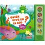 Libro ¿quien Vive En Rio? Pop-up C/sonido / Zona Devoto