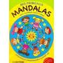 Mis Primeros Mandalas C/stickers Y Stencils / Zona Devoto