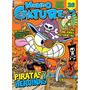 Revista Mundo Gaturro Nº 26, Piratas Y Heroínas.