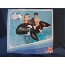 Ballena Orca Inflable Pileta Flotante Gigante Bestway Envios