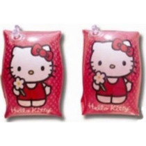 Bracitos Flotadores Inflables Hello Kitty