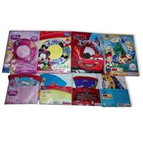 Salvavidas Jake Mickey Princesas Cars Disney 44 Cm.- Din Don