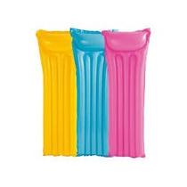 Bestway Colchonetainflable Colores Fluo Pileta 183x69