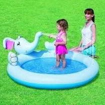 Inflables Pileta Elephant Play Pool 53034 Bestway
