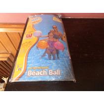 Pelota De Futbol Beach Inflable Para Playa 41cm