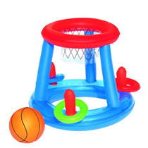 Set Juego De Basketball Inflable 52190 Bestway Pileta