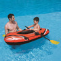 Bote Inflable 155cm X 97cm C/remos Bestway Art 61078