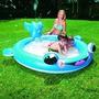 Pileta Spray Ballena 53049 Bestway Juguetes Niños