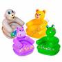 Sillon Puff Inflable Intex Animales Niños Dormitorio Jardin