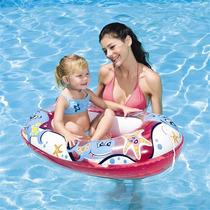 Bote Flotador Para Bebe Bestway Juguetería El Pehuén