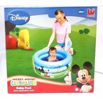 Pileta Corralito Mickey Club Huse, Princesas, Cars, Para Beb
