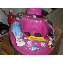 Bote Inflable Bebe Frozen Barrilete Animal