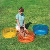 Pileta Inflable Kiddie De Colores Bestway 64cm X 25cm