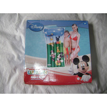 Colchoneta Inflable Mickey Bestway