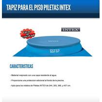 Tapiz Para Piletas Intex (original) 4,72m