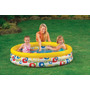 Pileta Inflable Pelotero Intex Wild Geometry 147x33cm Oferta