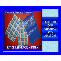 Parche Reparacion Parche Intex Lona Original Piso Pared Ar