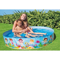 Pileta Intex Enrollable, Rigida, 152x25, Cordoba
