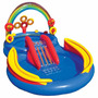 Jueguete Inflable Play Center Rainbow Intex