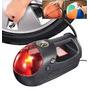 Compresor Portatil 12 Volts + Linterna + Luz De Emergencia!!