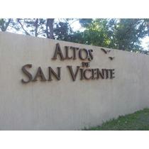 Lote En Exclusivo Barrio Cerrado - San Vicente A Min Canning