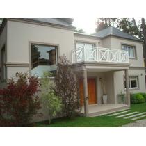 Carilo Espectacular Casa. 4 Dor En Suite. 4 Cds De La Playa.
