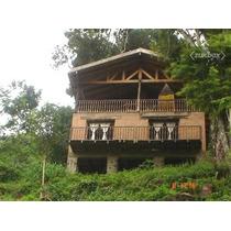 Cabaña En La Selva Misionera