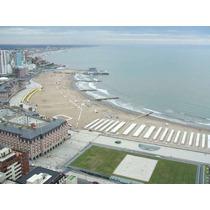 Mar Del Plata Depto. Vista Al Mar. - 50 Mts. Playa
