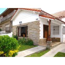 Casa Modernizada De 3 Ambientes Muy Amplios