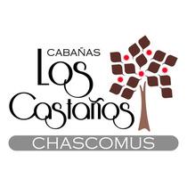 Cabaña, Hospedaje, Alquiler, Chascomús!!!!!!! Los Castaños