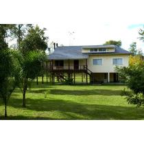 Alquiler Casa En Isla Delta Tigre, Fin De Semana,semana,etc