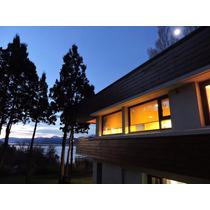 Casa Cabaña Con Vista Al Lago Para 6 Personas
