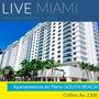 Departamentos En Miami South Beach Sobre El Mar