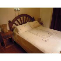 Casa D 2 Dormitorios Con Piscina Hasta Para 8p.