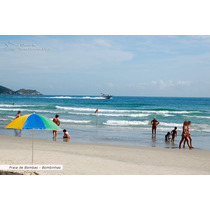 Bombinhas Depto.frente Playa - Cochera - Seguridad - Wi Fi