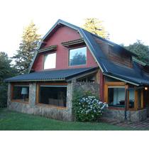 Casa 240 M2 -quincho Y Pileta- San Martin De Los Andes 8 Pax