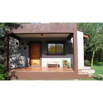 Casa En Las Sierras,1 Dormitorio, Amplio Estar Y Cochera.