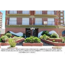 Departamento Y Casa 6-8-4 Personas 2 Y 3 Ambientes Centro