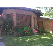 Oferta Marzo 2015!!!!! - Chalet 9 Pers.- V.gesell -