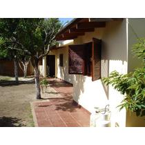Alquilo En Santa Teresita, Amplio Parque,parrillas
