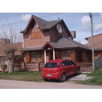 Casa Con Pileta Para 6 Personas En Santa Clara Del Mar