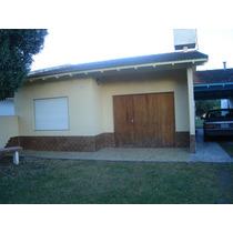 Alquiler De Casa En Claromeco
