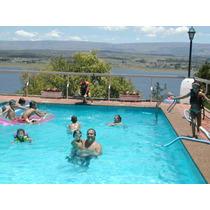 Lago Los Molinos Sierras De Cordoba 10pers Pileta Vista Pano